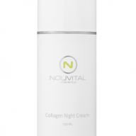 Nouvital Collagen Night Cream - Collageen Creme bij Angelsbeautyshop.nl